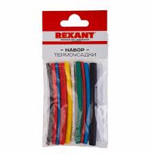 REXANT 290101 <b>набор термоусадочных трубок rexant</b> n1 авто ...