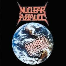 <b>Nuclear Assault</b> - <b>Handle</b> With Care | Vintage Vinyl