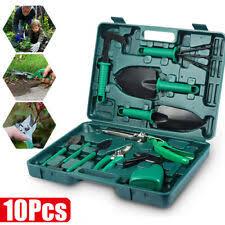 <b>10 Pcs</b>/<b>set Garden Tools Set</b> Gardening Shovel Rake Pruner Shears ...