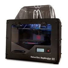 <b>Makerbot Replicator 2X</b> - The Unofficial Manual