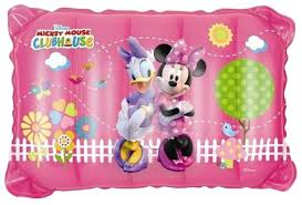 <b>Подушка надувная Bestway</b> Минни и Дэйзи 91031 BW — купить ...