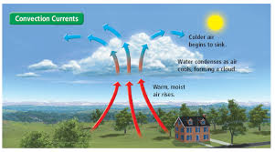 diagrams   chapter   the water cyclethe water cycle  convection currents