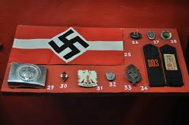 discuss the nature and purpose of the hitler youth movement how flmm nazi political and civil organizations insignia 25 34