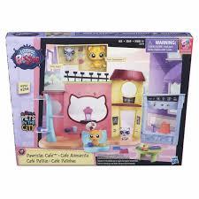 """Игровой <b>Набор</b> """"Кафе"""" <b>Littlest Pet Shop</b> B5479 - купить в интернет ..."""