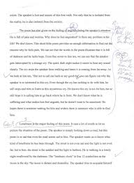 english d yuk ting wong s eportfolio textual analysis of a poem essay draft 1 b