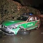 Coburg: Amokfahrt mit 26-Tonner – Polizist schwer verletzt