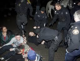 Image result for Portland Oregon Protest Arrests