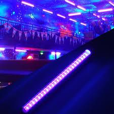 <b>UV Black Light</b>,5W Ultra <b>Violet LED</b> Flood Light,<b>Blacklights</b> for DJ ...