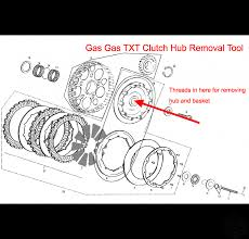 tools clutch assembly fuel filter