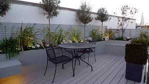 Small Picture Roof Terrace Modern Garden Design London Garden Blog