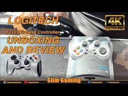 <b>Logitech F710</b> Wireless Gamepad Review - YouTube