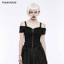 <b>Punk Rave</b> Fashion Gothic <b>Backless</b> Woemn Sexy Camisole ...