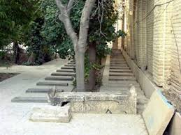 باغ چهل تن در شیراز