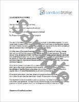 landlord station has sample lease renewal letters with tips for keeping the tenants you enjoy tenant lease termination letter