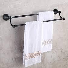 Leyden TM Horn Collection 22.4 <b>Double Towel Bar Bathroom</b> ...