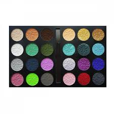 JUST Palette of Eyeshadow <b>Палитра теней</b> 24 оттенка L-29мм т.01