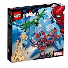 <b>Конструктор LEGO</b> SUPER HEROES <b>Паучий вездеход</b> купить в ...