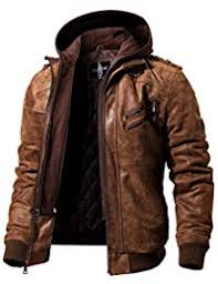 <b>Mens Leather</b> and Faux <b>Leather</b> Jackets | Amazon.com