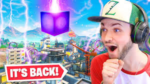 The Cube RETURNS! - YouTube