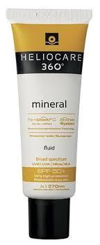 Heliocare <b>Солнцезащитный минеральный флюид</b> SPF 50 ...