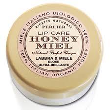 Блеск PERLIER <b>Сияющий блеск для</b> губ Honey Miel – купить в ...