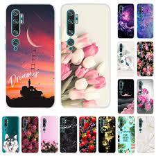 Design For <b>xiaomi redmi</b> note 10 6.47' <b>phone case Solid</b> color TPU ...