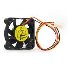 <b>Вентилятор 40 x 40</b> x 10, 3 pin, 12V, втулка, кабель 25 см ...