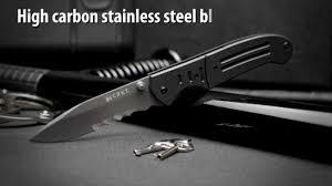 <b>Складной нож</b> CRKT Ignitor T 6865 - купить в официальном ...