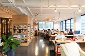 office space in hong kong. the hive coworking space office in hong kong