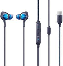 Купить <b>Наушники Samsung EO</b>-<b>IC500</b> USB-C <b>Black</b> по выгодной ...
