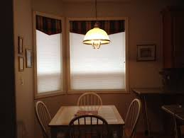 i also have thought of just replacing the present pendant with a canned recessed light without modifying its placement any suggestions are very welcome breakfast nook lighting