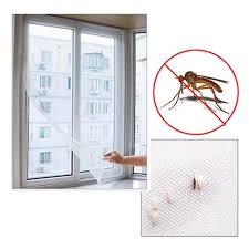 Anti <b>Mosquito Window Self adhesive Mosquito</b> Net Flyscreen ...
