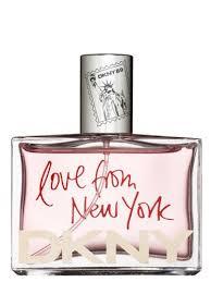DKNY <b>Love from New York</b> for Women Donna Karan perfume - a ...