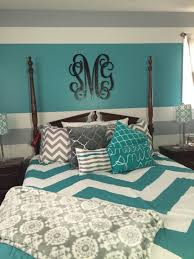 turquoise gray and white teen bedroom my daughter decorated her ems room turquoise gray and white teen bedroom my daughter decorated her room and did a wonderful job