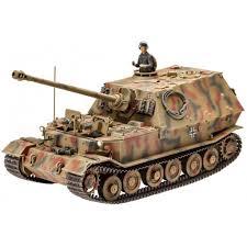 <b>Revell Сборная модель</b> истребитель танков Фердинанд 1:35 ...