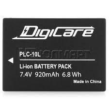 <b>Аккумулятор DigiCare PLC-10L</b>/ NB-10L для Canon, 923206 ...
