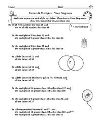 Factors And Multiples Worksheets Year 4 - 1000 ideas about Factors ...Math Worksheet : Science Facts for Kids Science Facts Worksheets and Ranges Factors And Multiples Worksheets