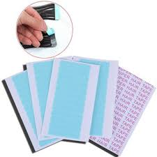 <b>60pcs double sided adhesive</b> super <b>tape</b> for skin weft & hair ...