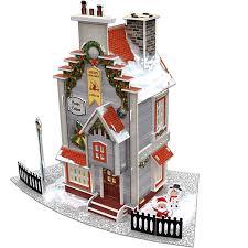 Купить 3D пазл <b>Cubicfun Рождественский</b> коттедж 2 (с подсветкой)