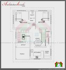 SQUARE FEET HOUSE TWO BEDROOMS STAIR ROOM   ARCHITECTURE KERALAGROUND FLOOR PLAN