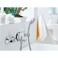 <b>Смеситель для ванны Grohe</b> BauFlow 23601000 однорычажный ...