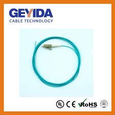 China <b>LC</b> Om3 <b>Pigtail</b> Patch Cord /UL - China Fiber Optic <b>Pigtail</b> ...