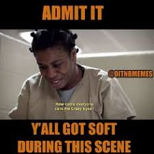 OITNB on Pinterest | Crazy Eyes, Lgbt and Lesbian via Relatably.com
