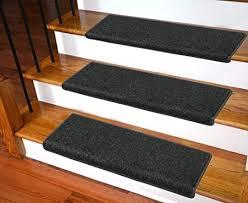 Home, Furniture & DIY Light Grey <b>15 Stair</b> Pads 56 x 20 cm Step ...