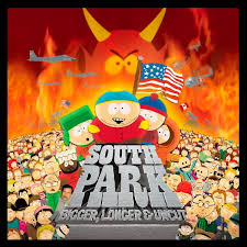 <b>САУНДТРЕК</b> - <b>SOUTH</b> PARK: BIGGER, LONGER & UNCUT. MUSIC ...