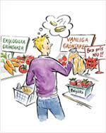 Bildresultat för handla mat