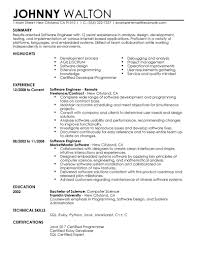 best remote software engineer resume example livecareer create my resume