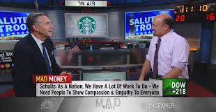 starbucks ceo schultz digs into the answer to hiring veterans