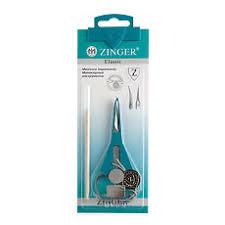 <b>Маникюрный набор Zinger</b> - купить, цена и отзывы, Маникюрный ...