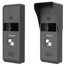 <b>HiWatch DS</b>-<b>D100K</b>. Аналоговая домофонная система: вызывная ...